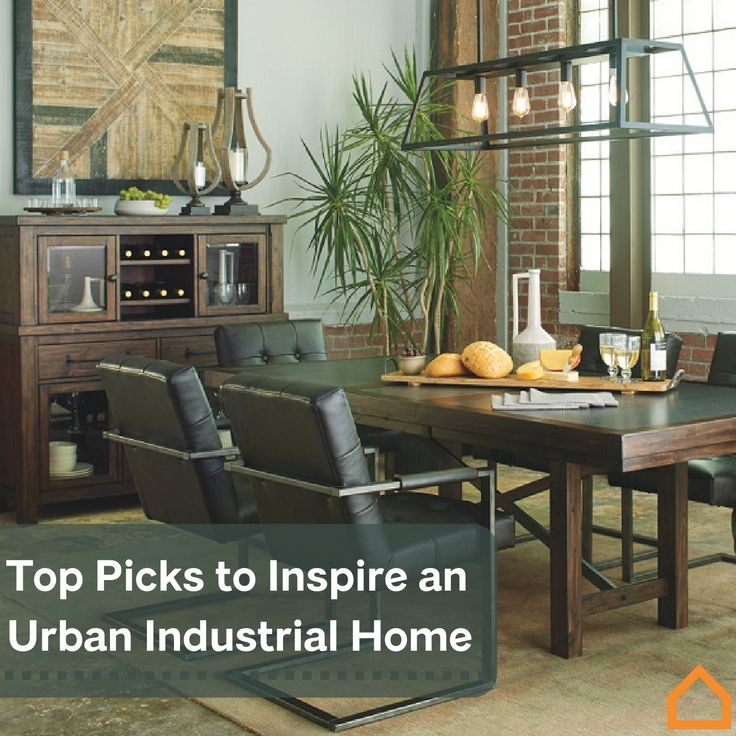 From street chic to urban flair, check our favorite pieces to inspire an industrial home.