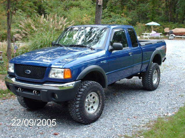 Lift Kit For 2003 Ford Ranger Edge 2003 Ford Ranger Xlt 4x4 Lift