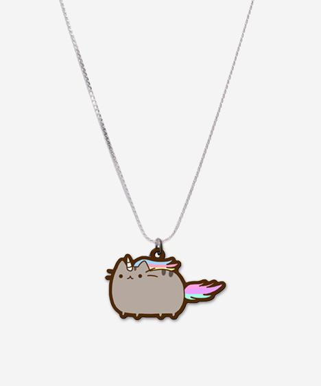 Pusheenicorn Necklace