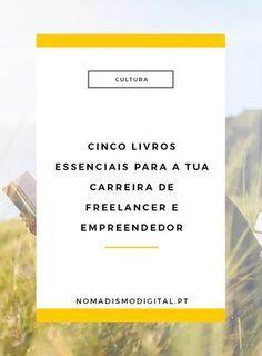 Livros de Empreendedorismo: Os Essenciais - Nomadi...