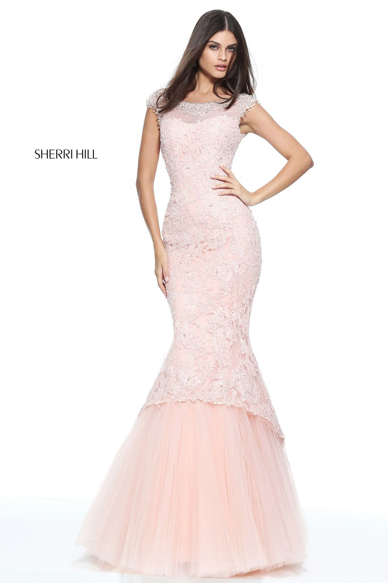 Sherri hill drop and ships