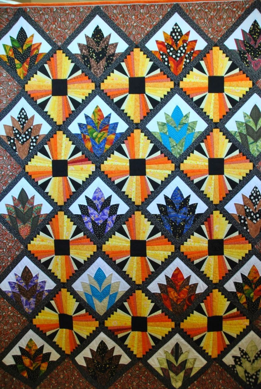 Art Deco Made By Julie Kindleyside Quilts Cleopatras