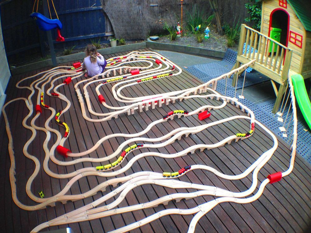 Image Result For Brio Train Track Layout Plans Kids Brio Train