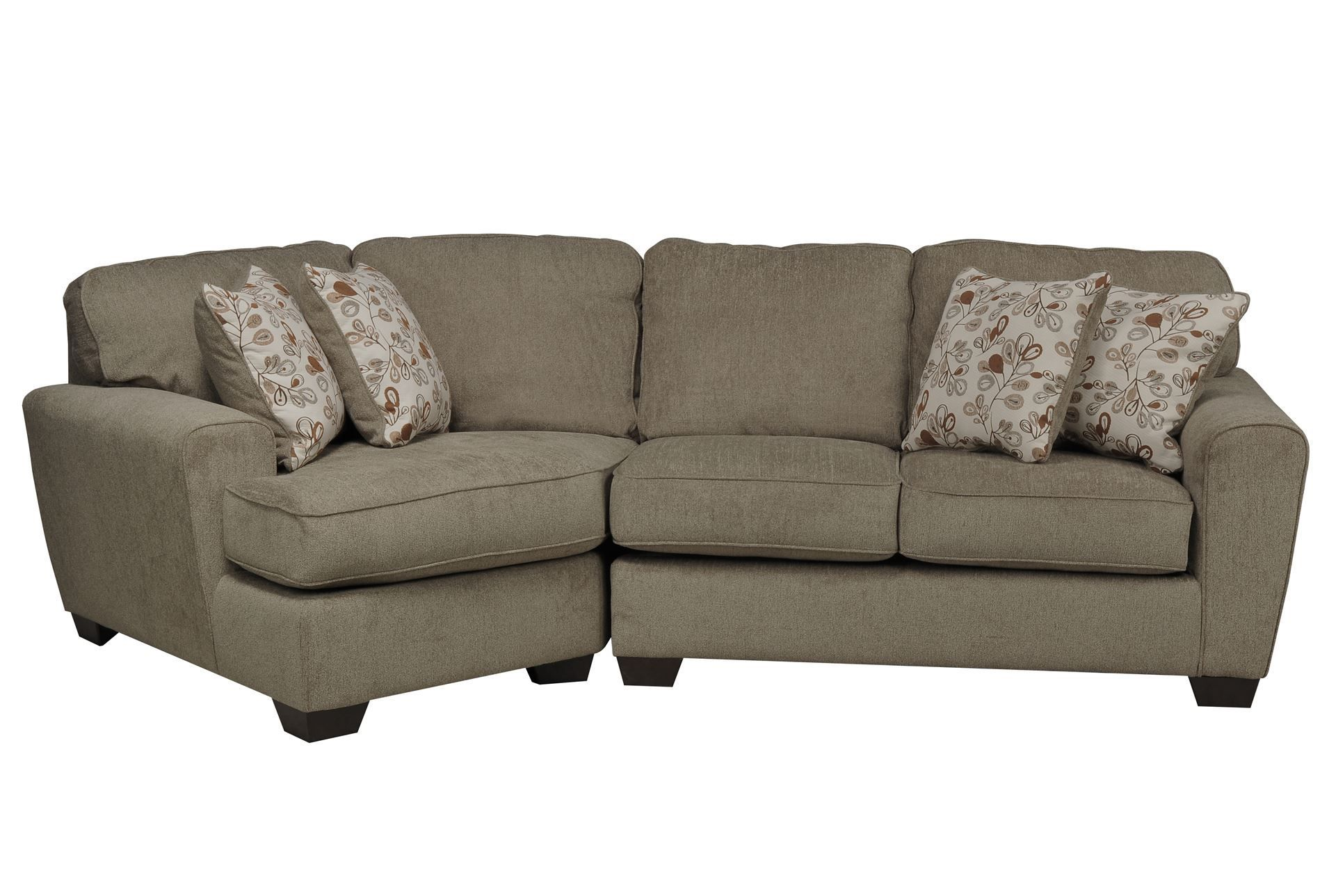 Best Patola Park 2 Piece Sectional W Laf Cuddler Chaise Sofa 400 x 300