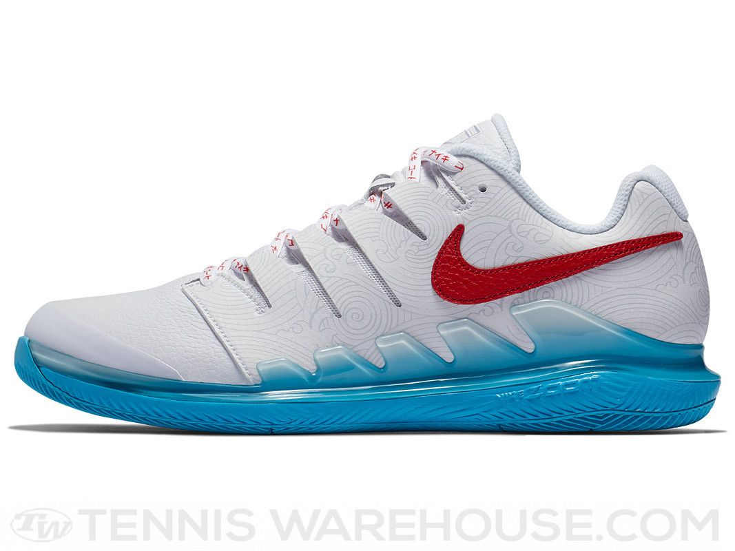 sports shoes a14c4 d2ab6 Check out the Limited Edition Nishikori Shoe!! ~Nike Vapor X LTR QS  Nishikori Men s Shoe~