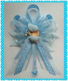 Itu0027s A Boy Its A Girl Ribbon Shower Corsage   Google Search