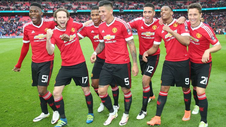FA Cup Final: Crystal Palace 1-2 Manchester United | Ryan