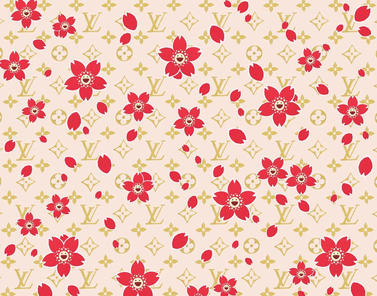Cbcreamred Jpg 1267 998 Louis Vuitton Iphone Wallpaper Louis Vuitton Background Louis Vuitton Pattern