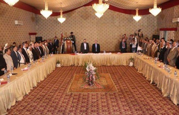 اخر اخبار اليمن - إرسال نجل نائب رئيس المجلس السياسي للدراسة بـ100 الف دولار على حساب ميناء الحديدة( وثيقة )