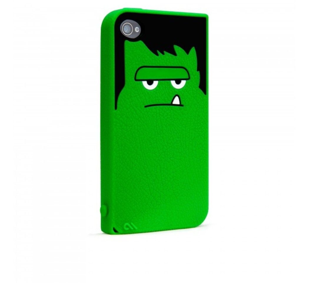 Capa para iPhone 4/4S - Frank Case Mate