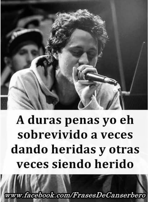 Frases Canserbero Frases Pinterest Frases Canning Y Rap