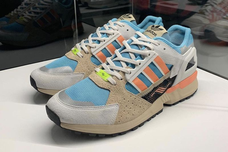 857664ebfb209 A First Look at adidas Originals  ZX10000 Silhouette