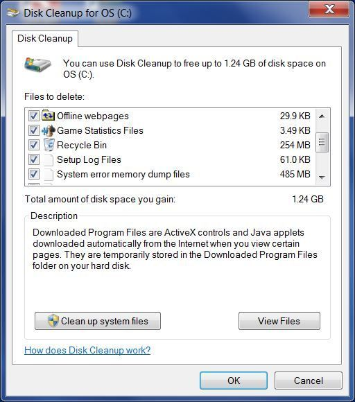 Easy Ways To Clear Space On Your Laptop S Hard Drive Disk