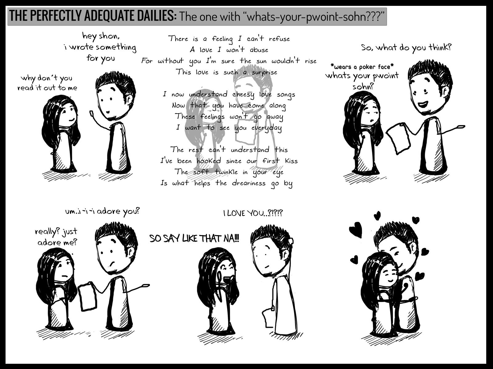 Tapd The One With The Neat #Love #Cute #Comic #Couple