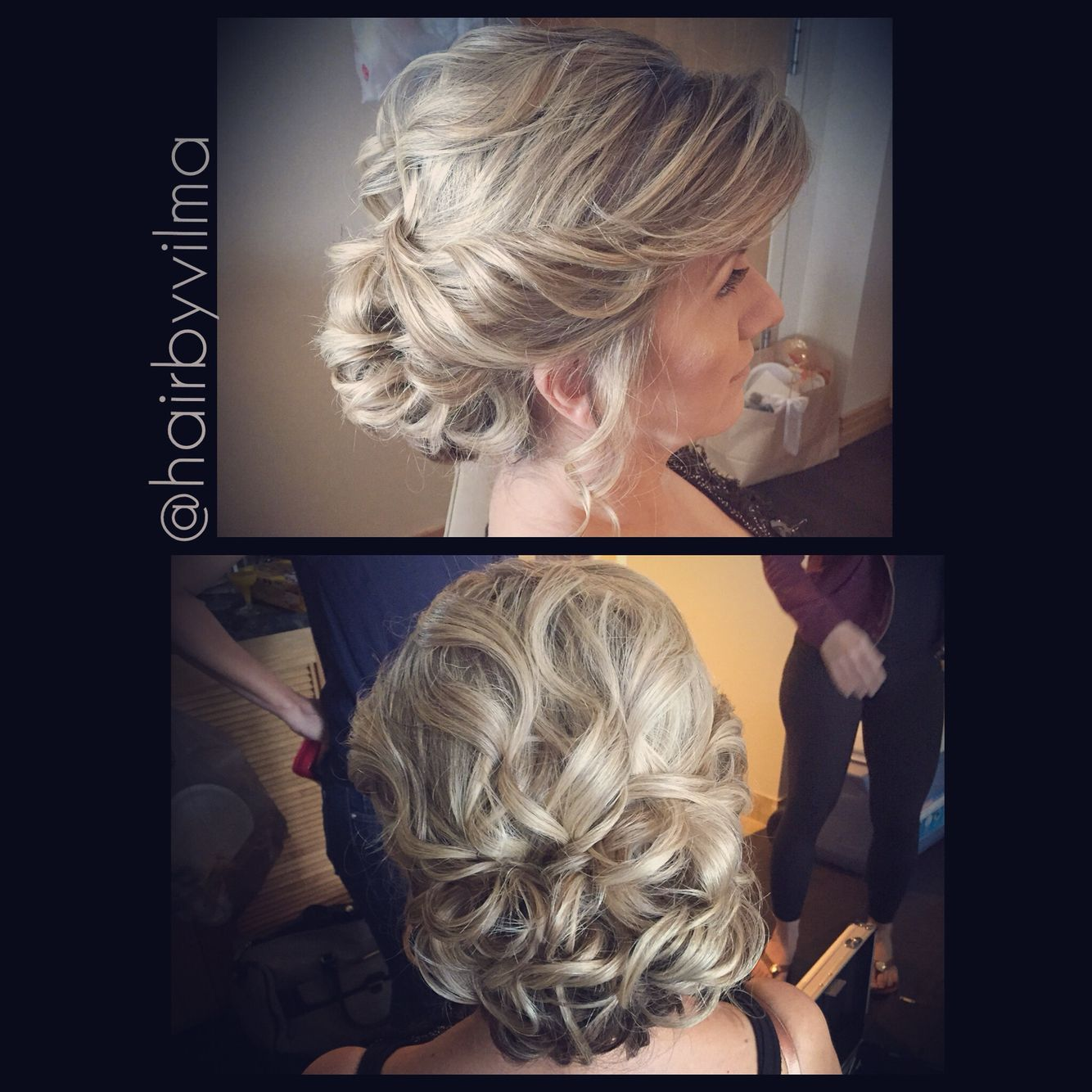 mother of groom hairstyle