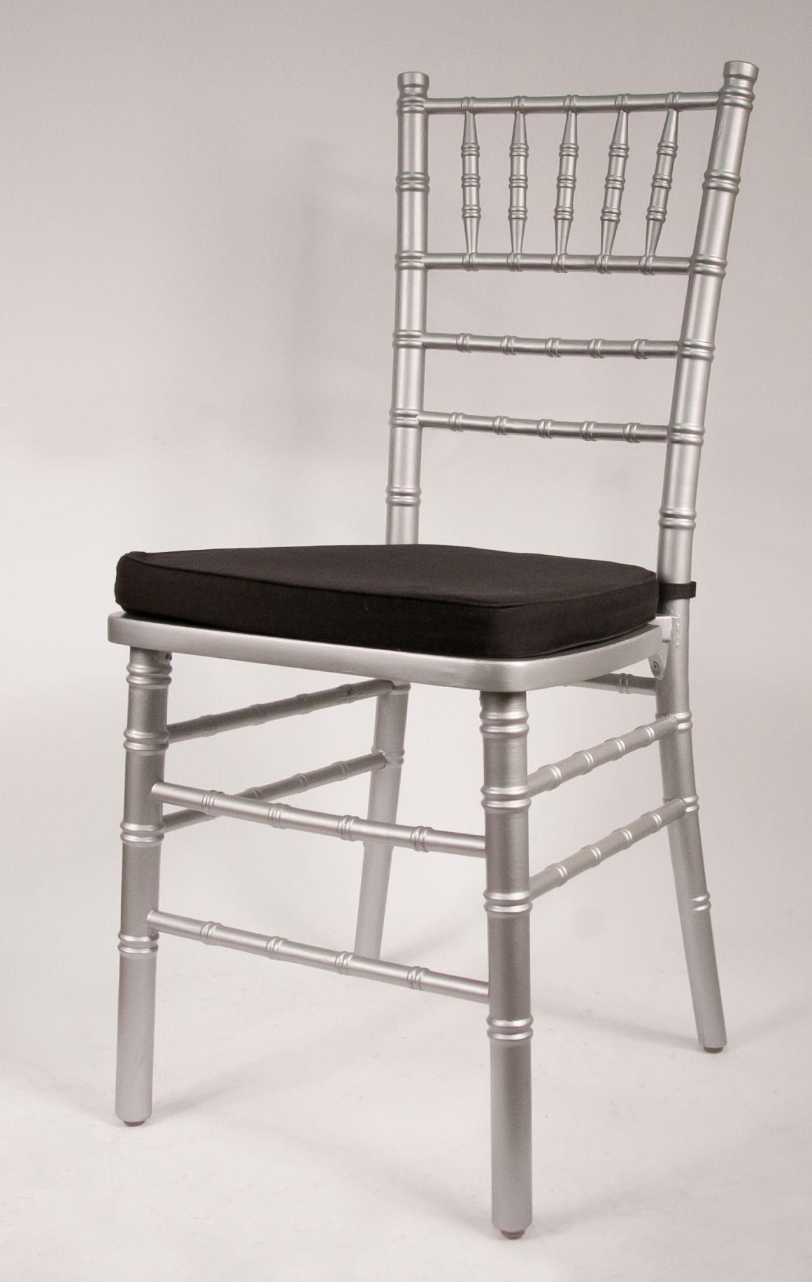 Silver Chiavari Chair Frame By Vision Furniture Featuring