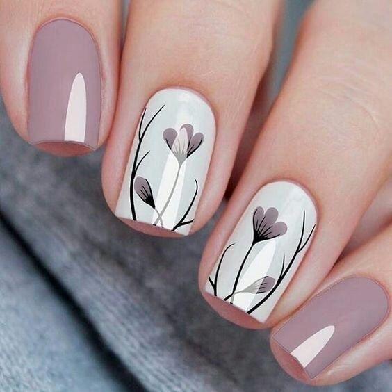 50 Beautiful Spring Nail Design Ideas - The Wonder