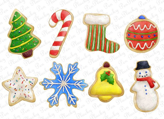 Pin By Zandra69 On Gingerbread In 2020 Cookie Clipart Christmas Doodles Clip Art