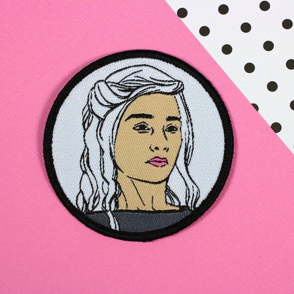 'Khaleesi' Patch – Gimme Flair