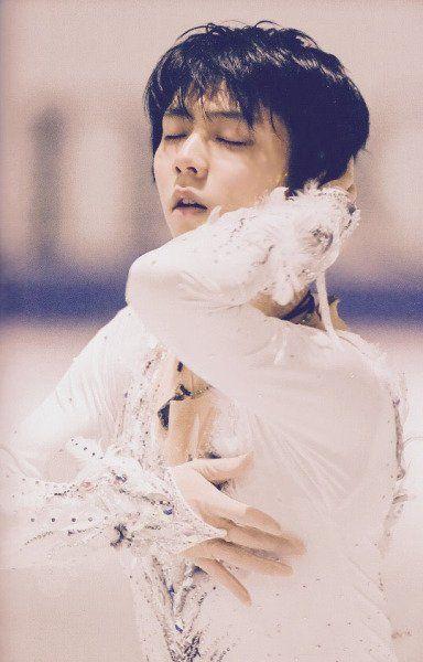 Yuzuru Hanyu l'alieno del pattinaggio di figura