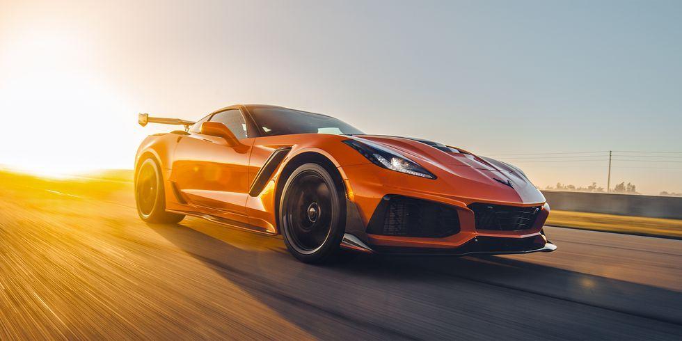 Supercars Should Fear the 2019 Chevrolet Corvette ZR1