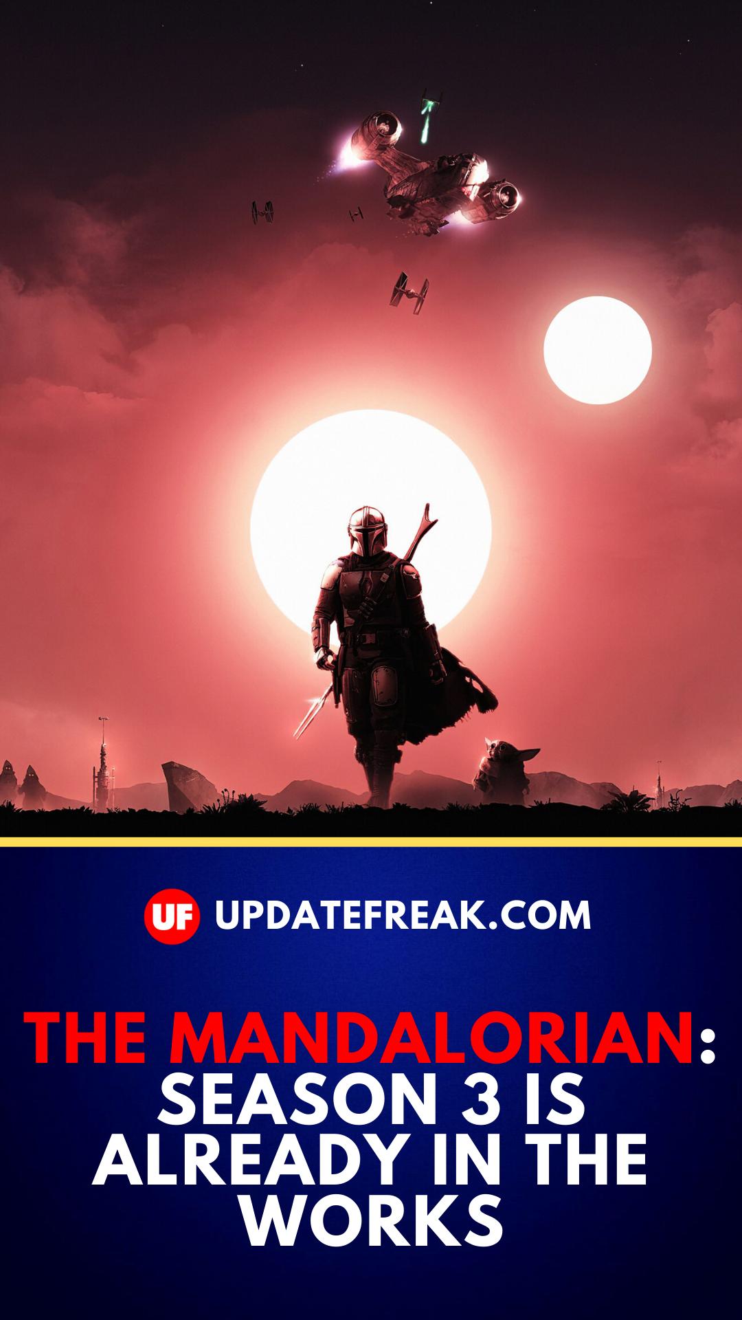The Mandalorian Season 3 Is Already In The Works In 2020 Disney Plus Mandalorian Yoda Species
