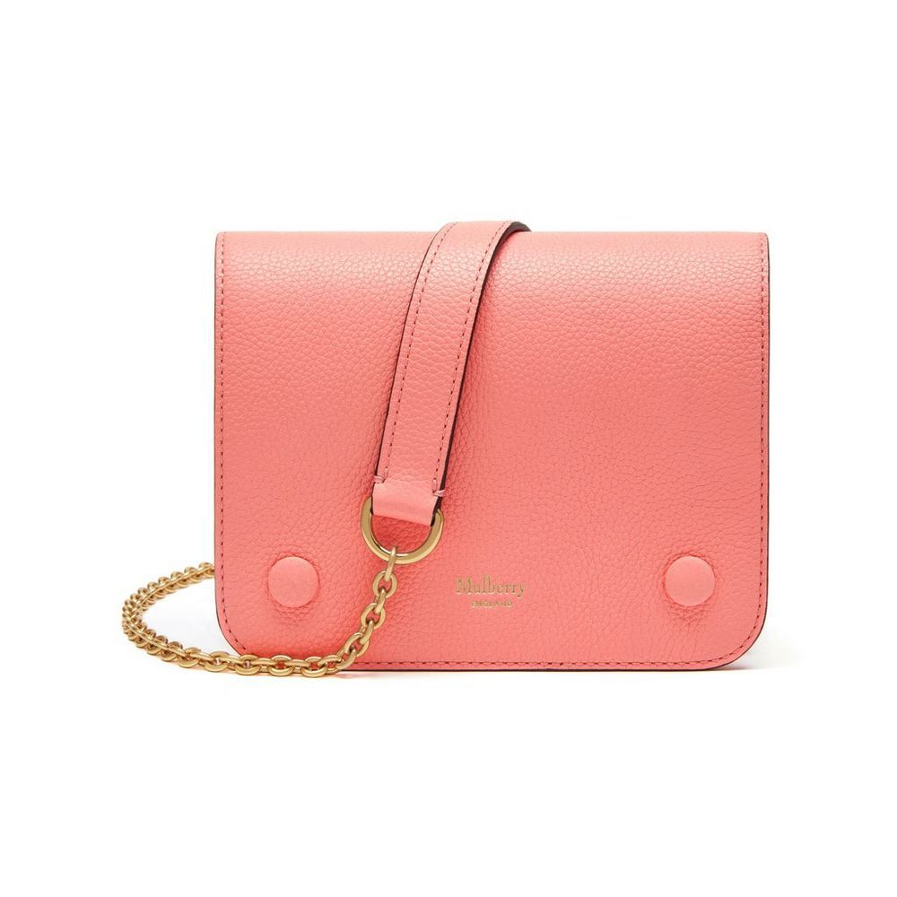 39dd3e984c Shop the Small Clifton in Macaroon Pink at Mulberry.com. The Small Clifton  is a compact