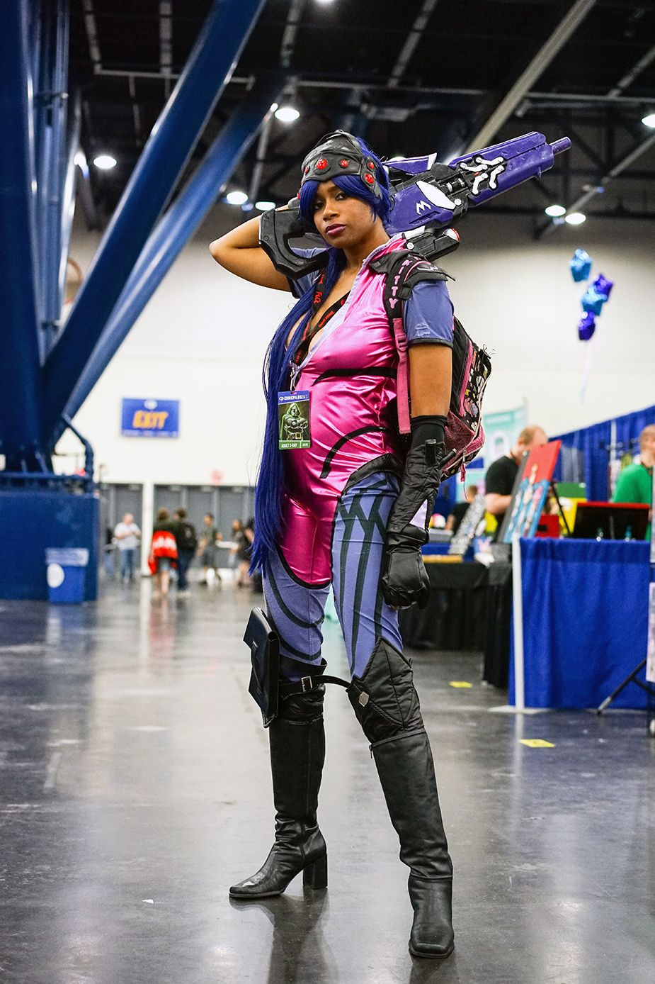 African american cosplay comicpalooza african american