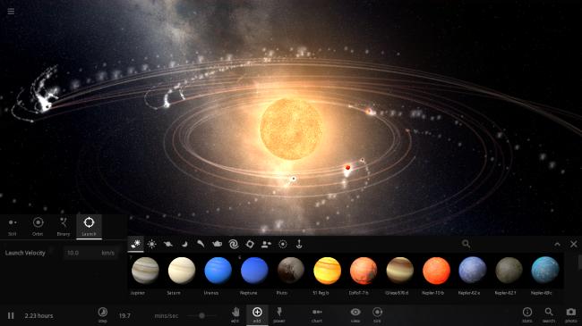 Save 33 on Universe Sandbox on Steam Astronomy apps