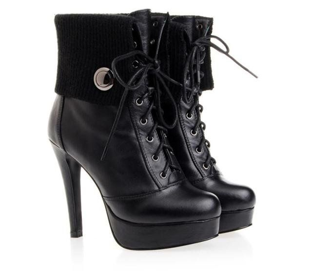 psscute.com womens-high-heel-boots-12 #womensboots | Shoes ...