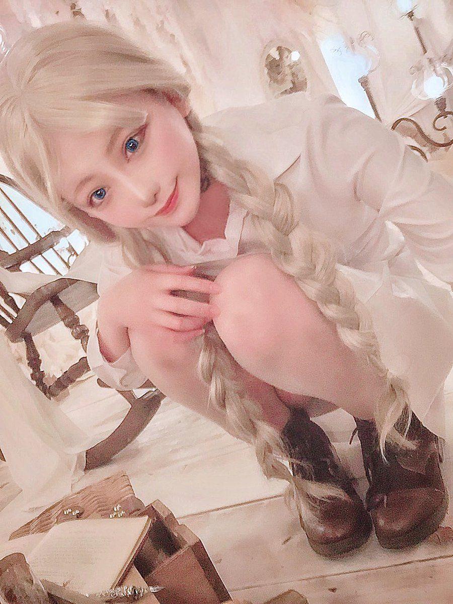 Photo of しろさき on Twitter