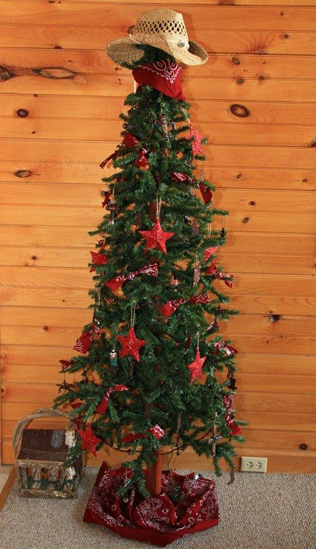 cowboy christmas cowboy christmas western christmas tree western christmas decorations christmas tree themes