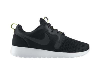 Nike Roshe Run Hyperfuse Men's Shoe Color: Black Size 8.5