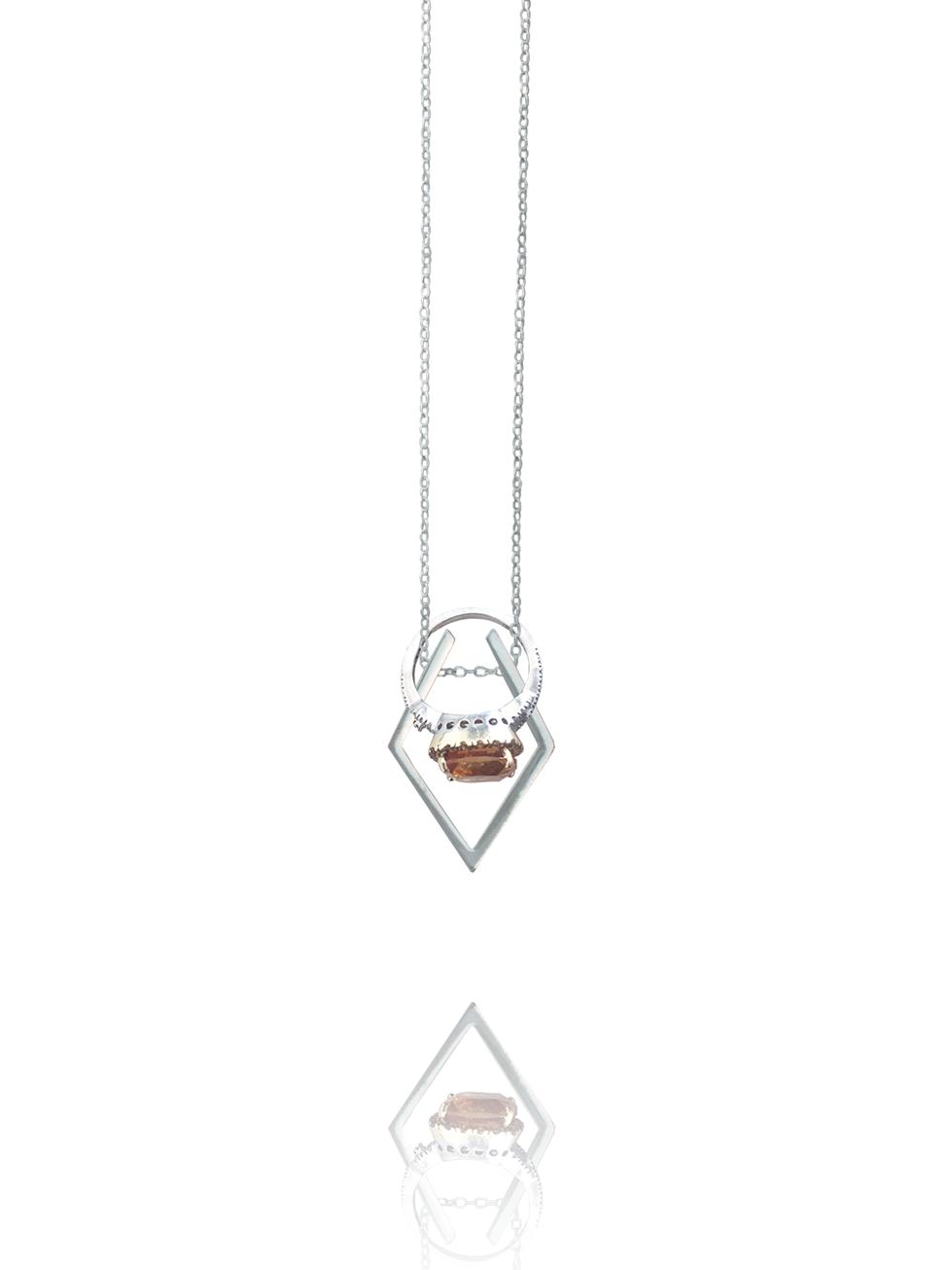 polished bases loaded ringette ring holder necklace solechette 1 - Wedding Ring Holder Necklace