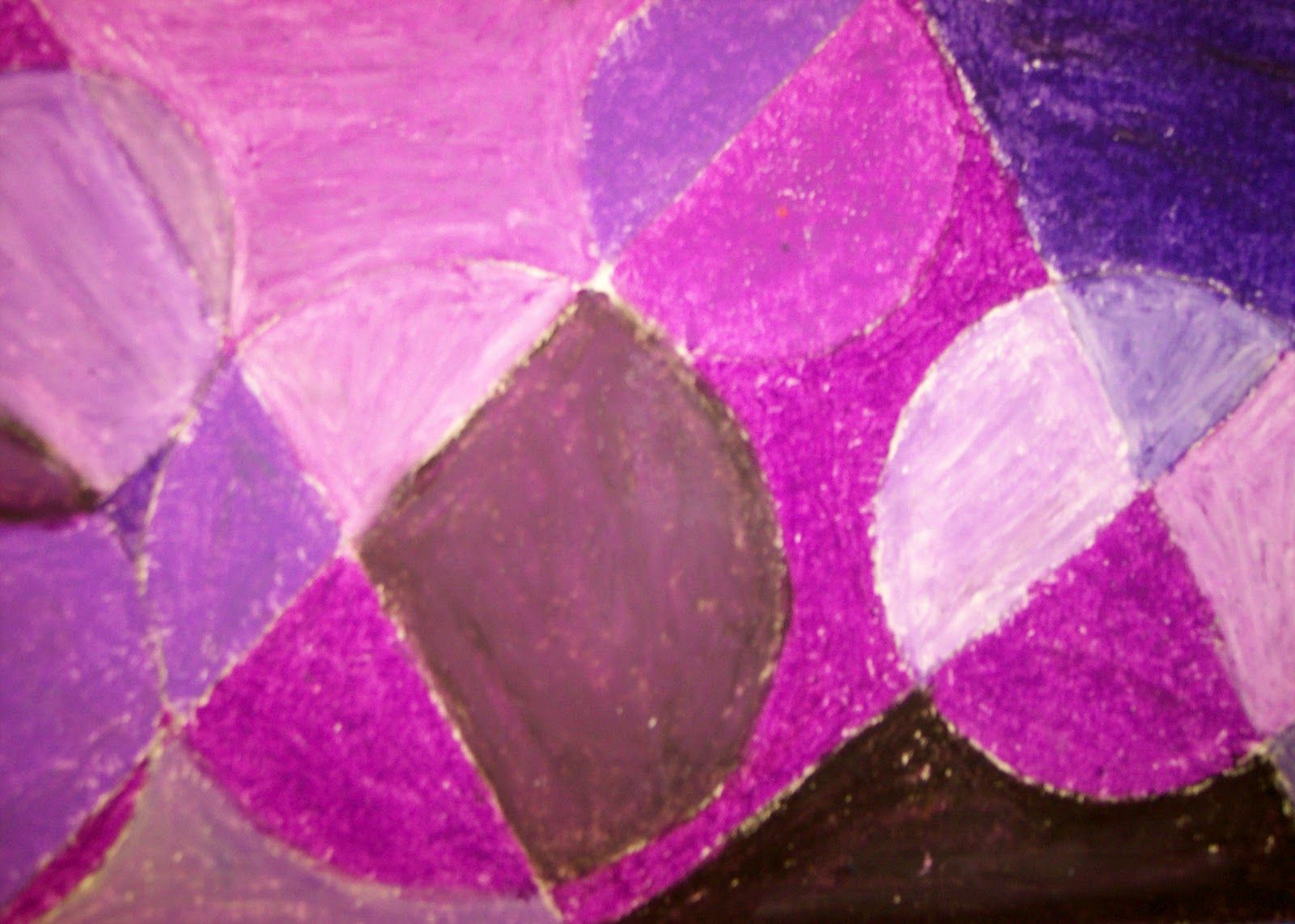 Tint And Shade Oil Pastel