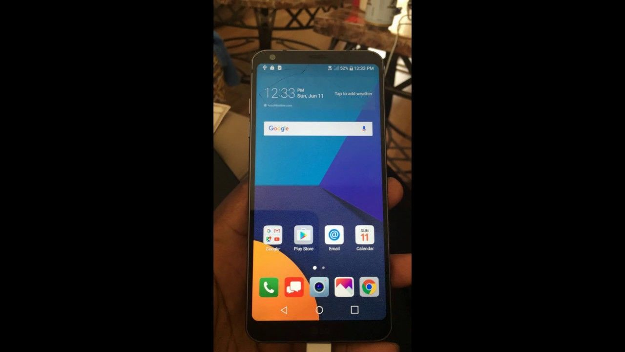 Remove google account verification LG G6 Verizon VS988 USA | FRP