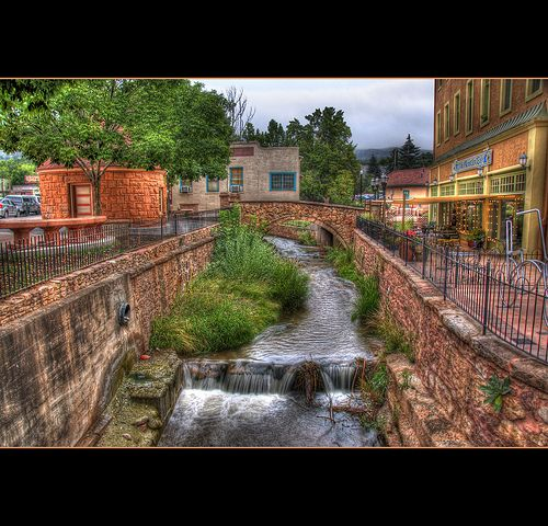 Manitou Springs, Colorado #manitousprings