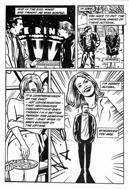 Chasing Amy Comic Art Kevin Smith Pinterest Amy Movies And