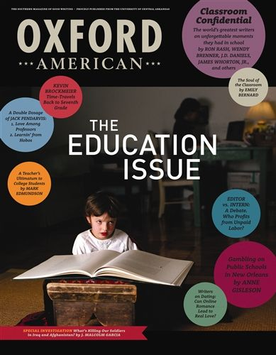 Issue 74: The Education Issue