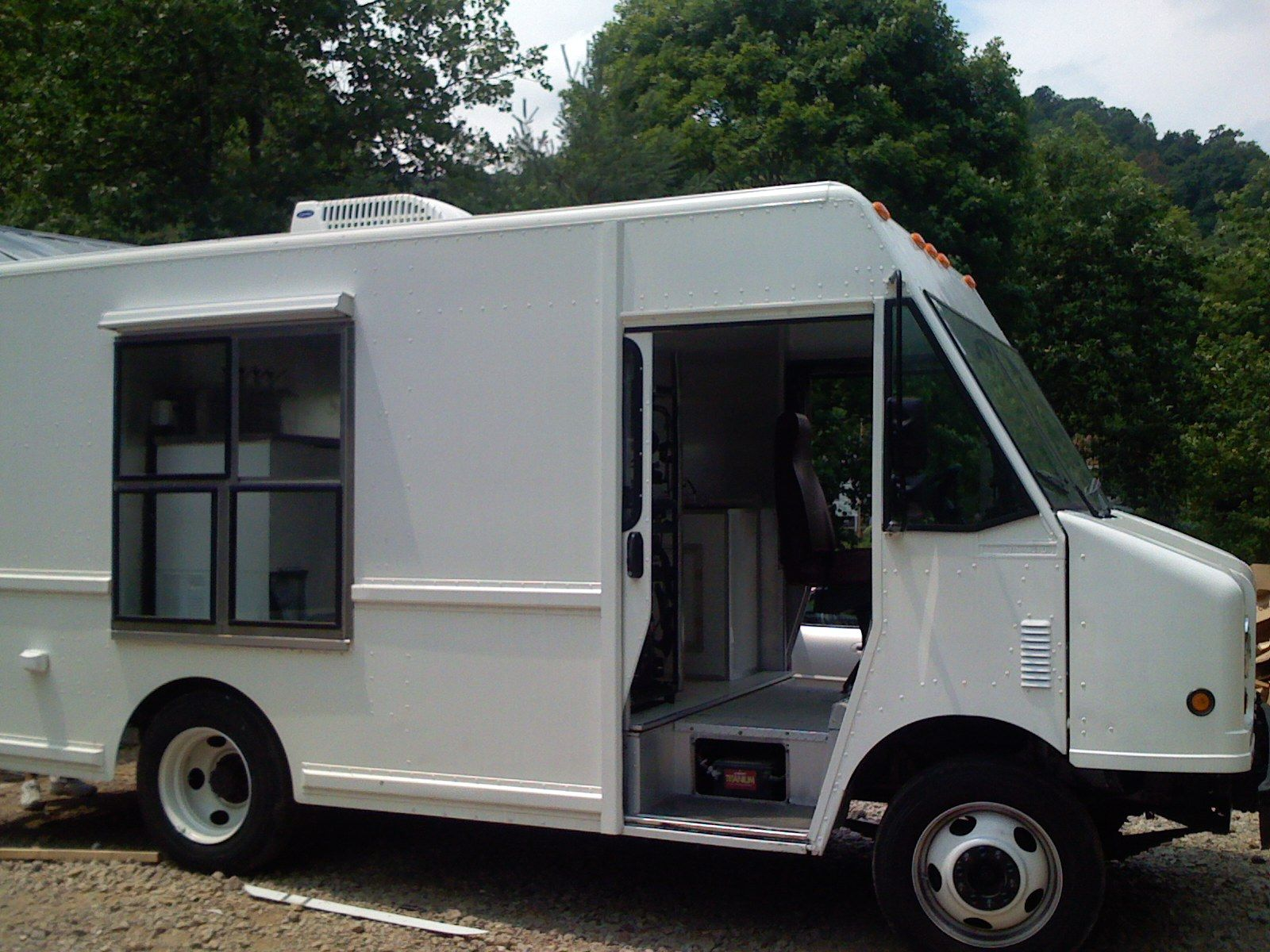 Nice Size Food Truck For Sale Used Cars Cars Trucks