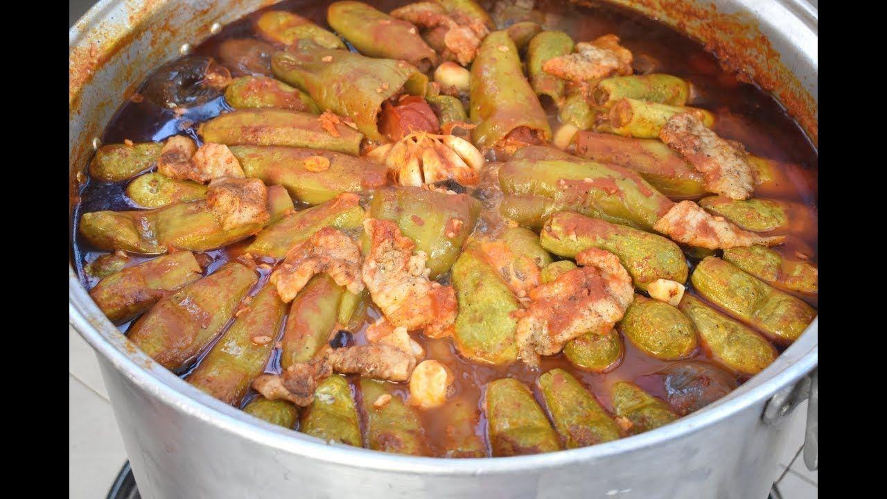 المحاشي الحمصية بكمية كبيرة عند أهلي كيف حضرناها تابعوا التفاصيل خطوة خطوة Middle Eastern Recipes Food Traditional Food