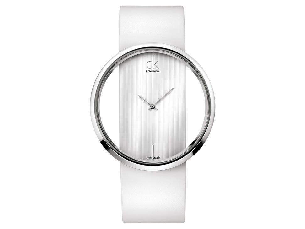 65bb99431111 Reloj Análogo Calvin Klein Blanco Glam para Dama-Liverpool es parte de MI  vida