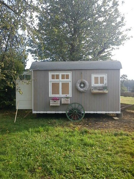 Am richtigen Platz! tiny house in 2019 Bauwagen