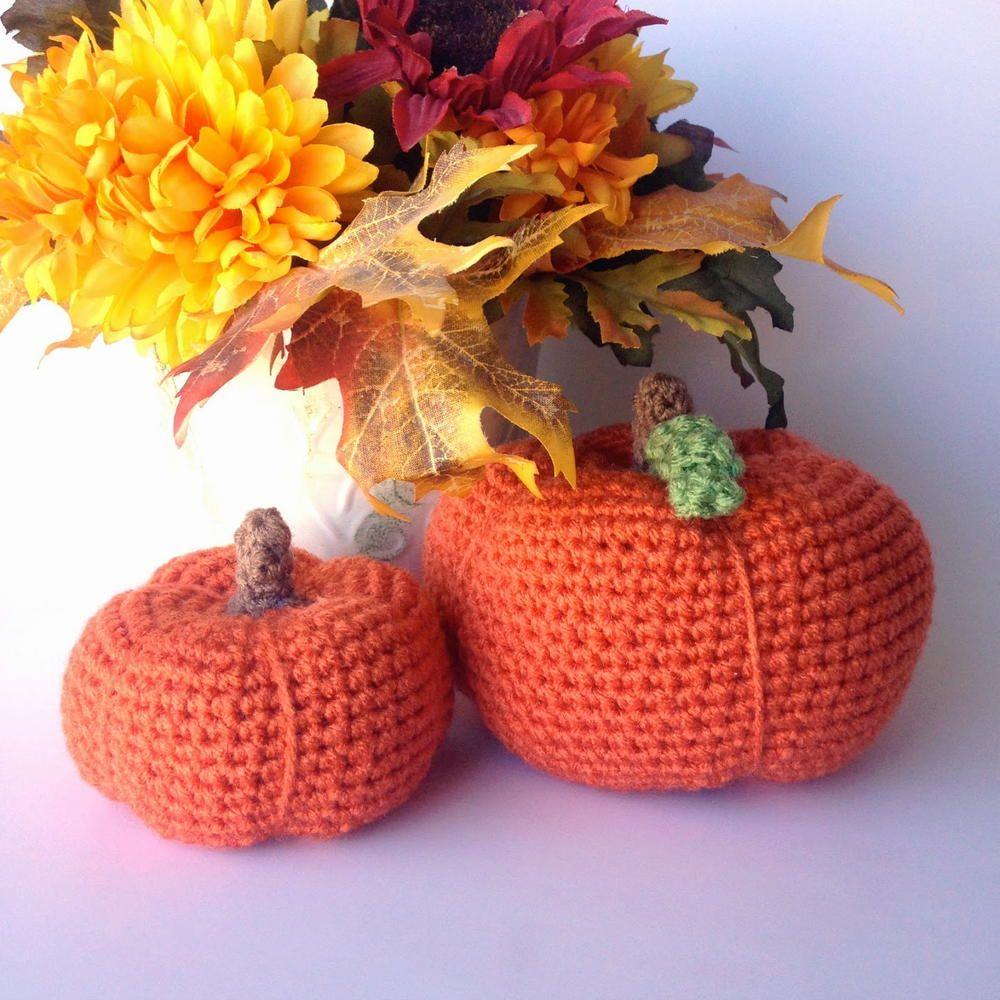 Kết quả hình ảnh cho 14 - Jumbo Tawashi Pumpkin crochet