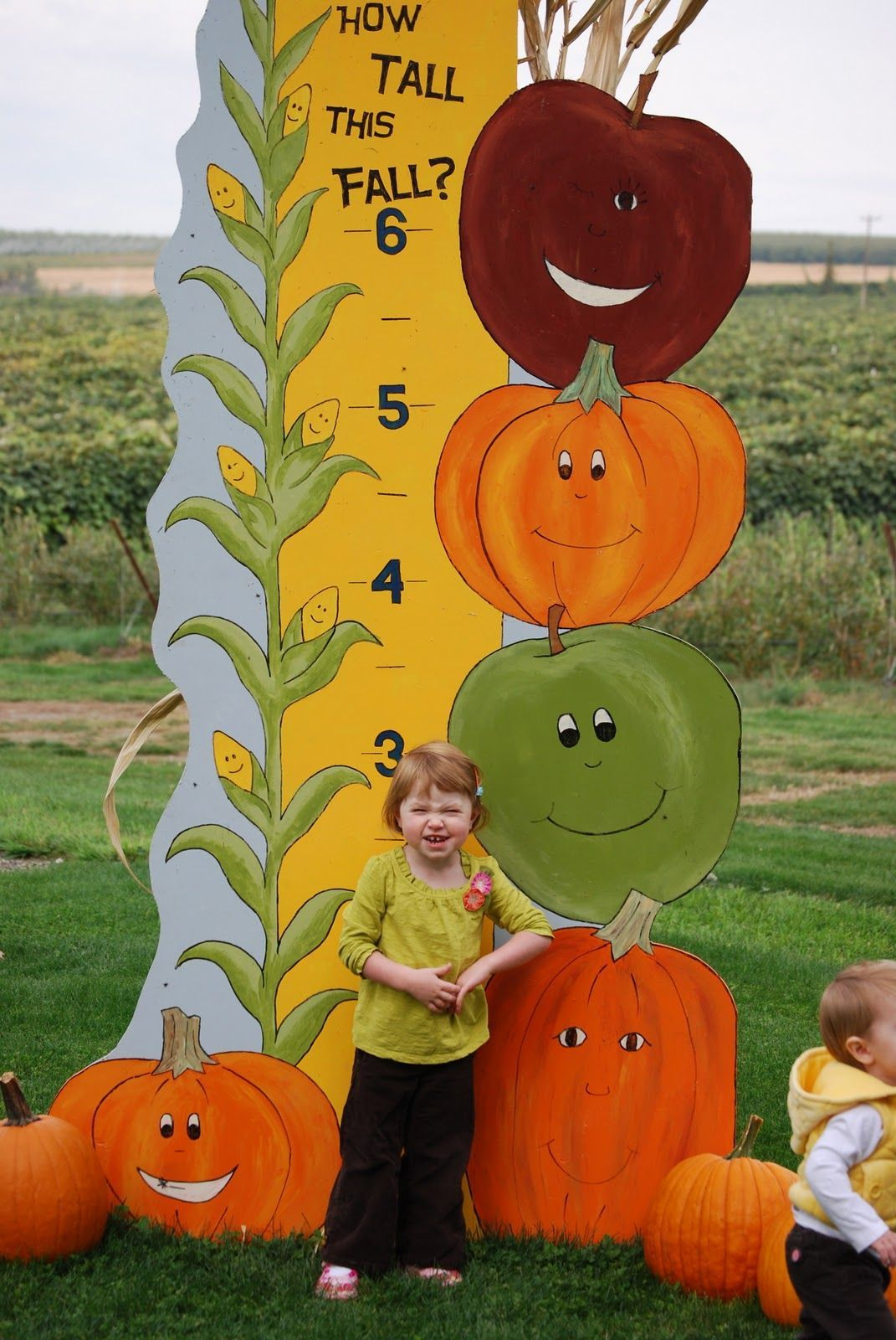 We headed back to my favorite pumpkin patch today.           Their homemade pumpkin donuts were calling my name...so we had to go!      ... #pumpkinpatch