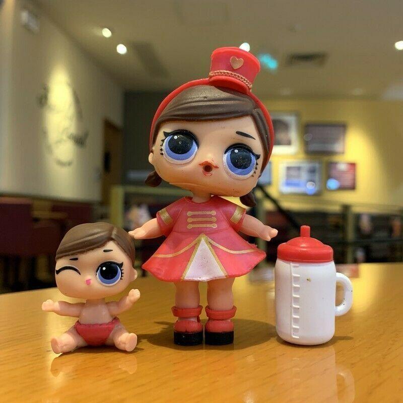ROCKER DOLLS Toys Girl Figure XMAS GIFT Lot 5 LOL Surprise LiL Sisters L.O.L