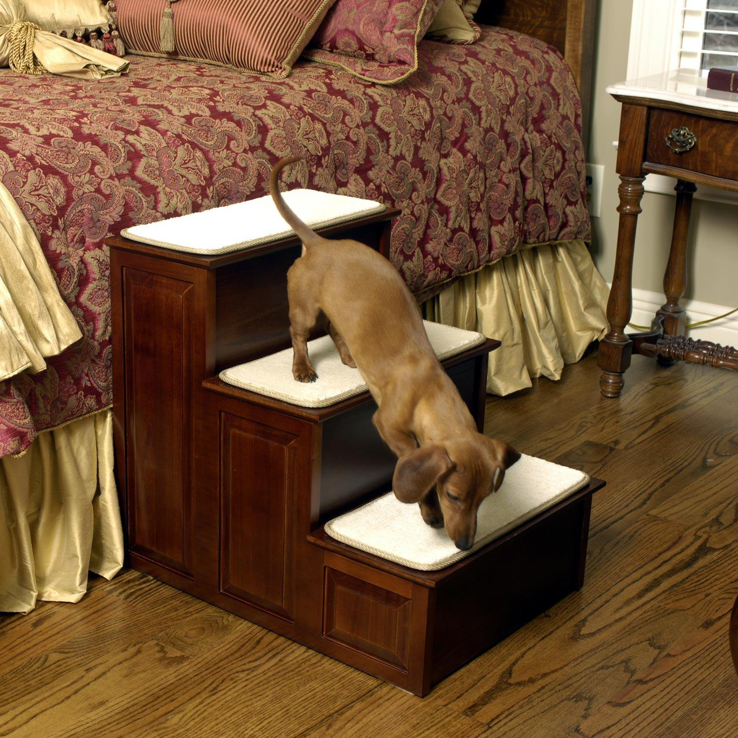bed valuable designer considering for idea pet stairs dog
