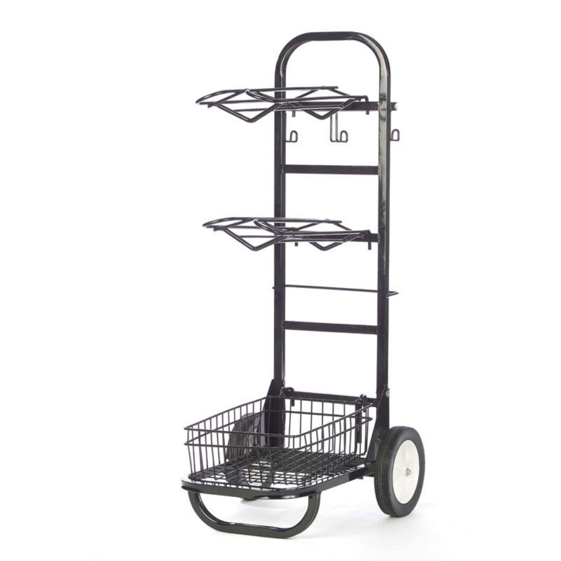Horsemens Pride Rolling Cart 9rc Saddle Rack Cart