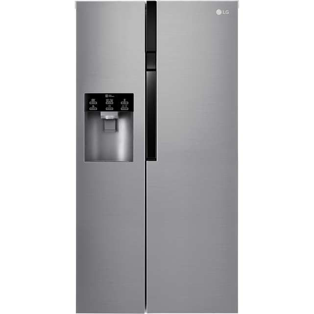 Lg Gsl561pzuz American Fridge Freezer Stainless Steel A