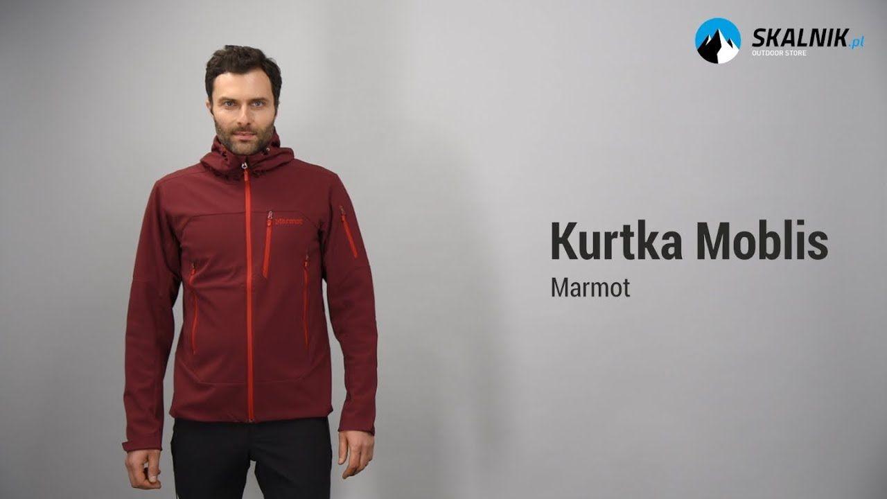 Marmot Mens Moblis Softshell Jacket